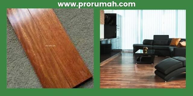 pemanfaatan kayu kempas - lantai kayu