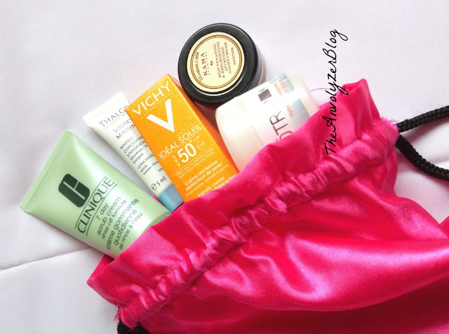 Review Vanity Cask Subscription Box Luxury Beauty Sample Products