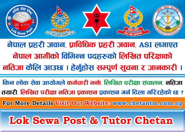 Lok-Sewa-Aayog-Vacany-Exam-Result