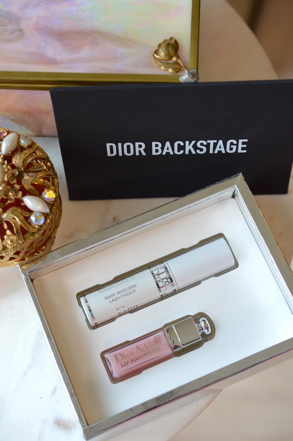 Dior GWP The Bay