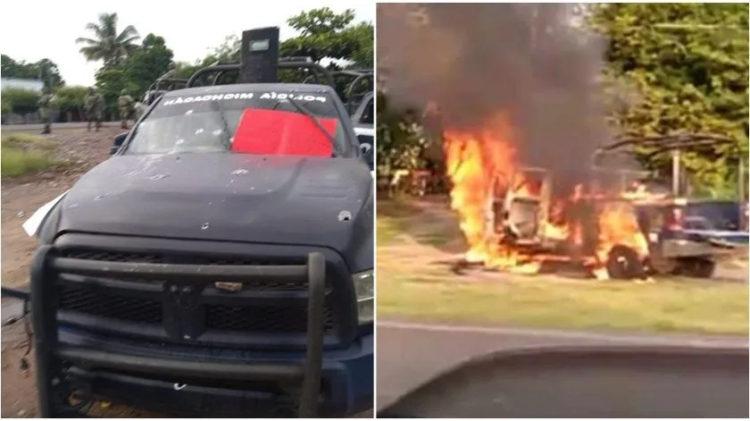 """La Tierra Caliente de Michoacán, un """"narcoestado"""""""
