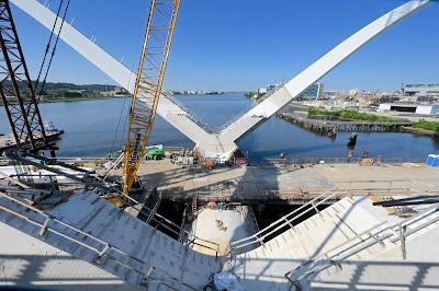 Frederick Douglass Memorial Bridge, Washington DC AECOM