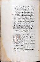 Theokritos Idylle II uitgave door Aldus Manutius