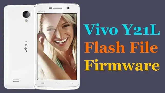 Vivo Y21L Flash File (100%) Tested Stock ROM Firmware