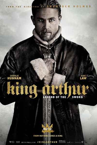 King Arthur 2017 480p 400MB HDRip
