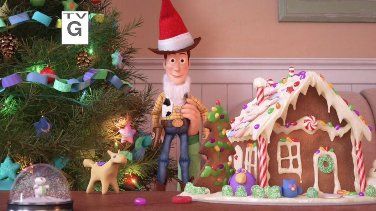 its two days after christmas at the anderson household as we see bonnie playing with her toys but one toy in particular isnt happy with how she is being - Toy Story Christmas Special
