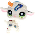 Littlest Pet Shop Postcard Pets Lamb (#1068) Pet