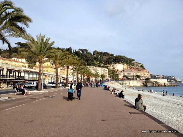 qué ver en Niza en un día (Francia)