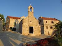 Crkvica sv. Ante, Bol, otok Brač slike