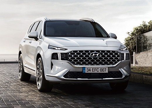 Yeni Hyundai Santa Fe, 230 beygirlik 1.6 lt T-GDI Hybrid motor seçeneğiyle  Türkiye'de-Otometre - Otomobil Blogu; Haberler, Yeni Modeller