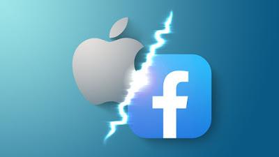 دعوى فيسبوك ضد ابل