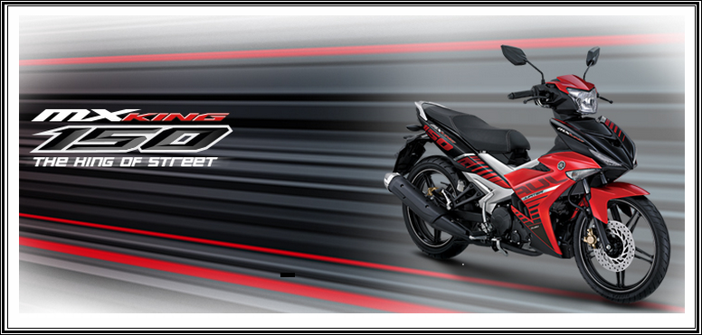 Yamaha MX King 150 And Jupiter MX 150 has arrived in Indonesia