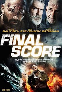 مشاهدة فيلم Final Score 2018 مترجم