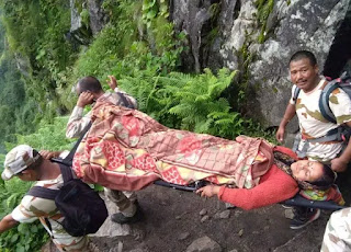 ITBP-army-carried-40-km-injured-woman