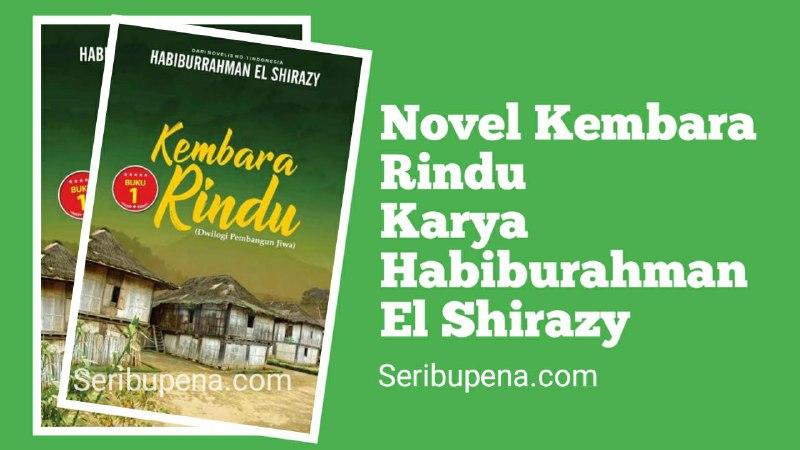 Download Novel Kembara Rindu ebook