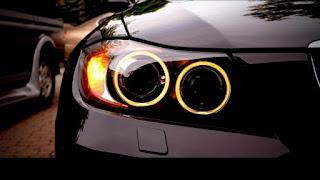 صيانة المصابيح الأمامية للسيارة