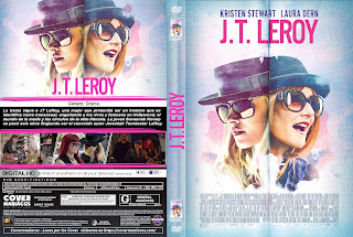 J.T. LEROY – 2018 [COVER – DVD]