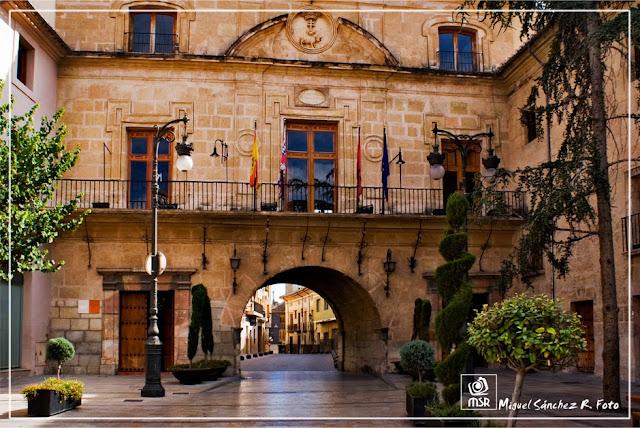 Resultado de imagen de Ayuntamiento Caravaca
