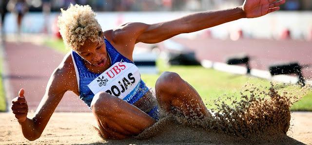 ATLETISMO: Venezolana Yulimar Rojas conquistó primer lugar en triple saltó en Italia.