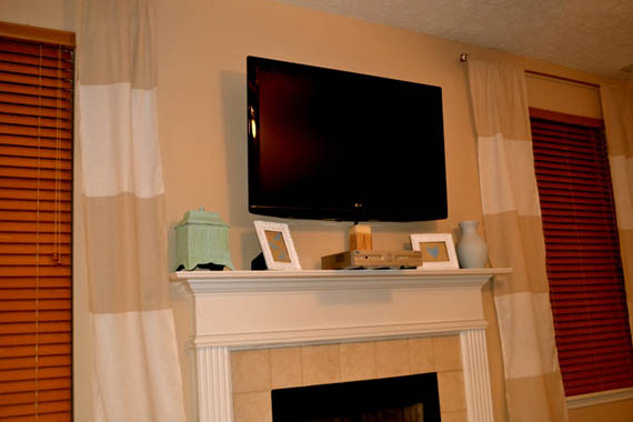Getting A Wall Mount To Hang It Up Just Ups The Price Even More We Came With Clever Solution Not Have Fork Over Cash But Still Get Hung