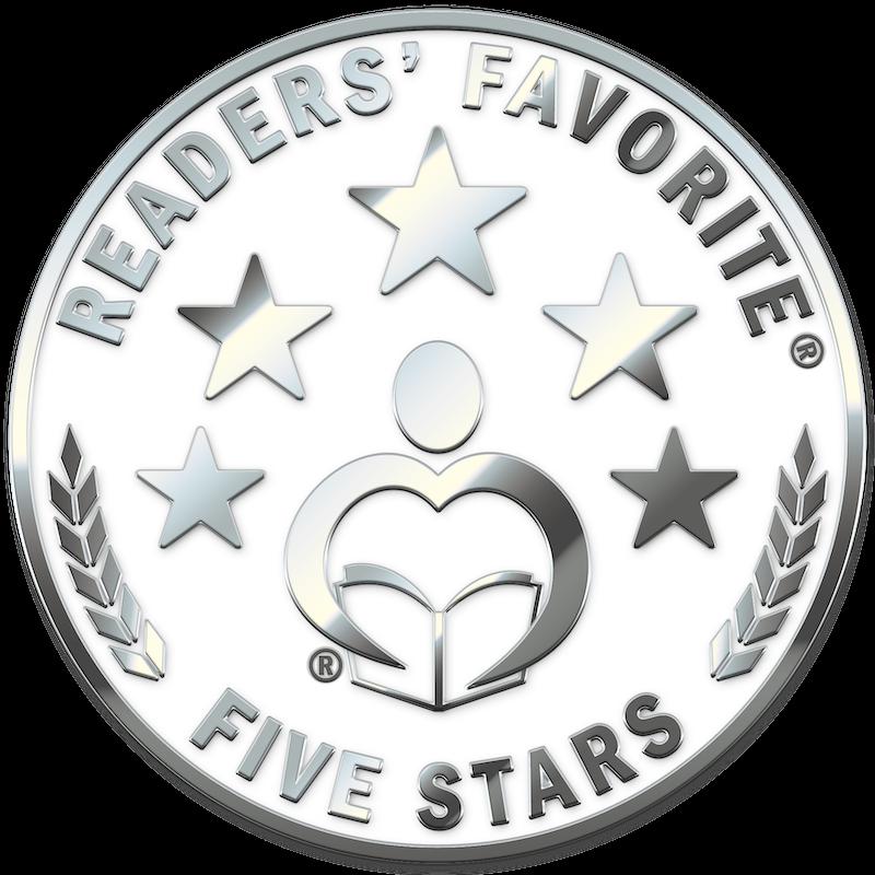 Readers' Favorite 5-star review seal