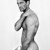 NSFW: David Gandy disrobes for Mario Testino's 'Towel Series' on Instagram