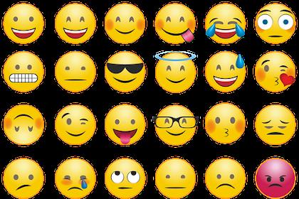 6 Emoji ini Sering Salah Diartikan. Ternyata ini Arti Sebenarnya