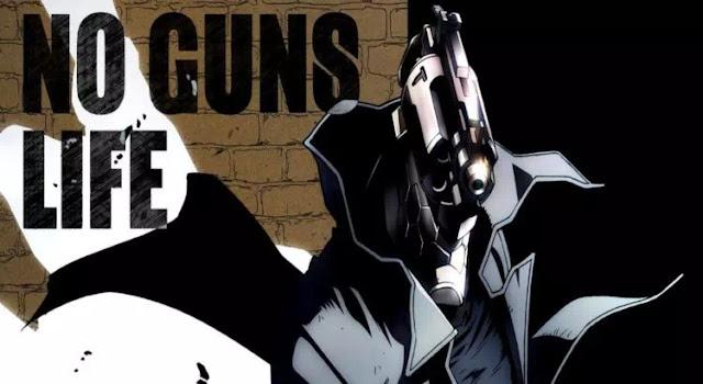 No Guns Life Subtitle Indonesia