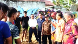 Achmad Pairin Sosialisasikan Dan Penyuluhan PSN DBD Dikelurahan Iringmulyo