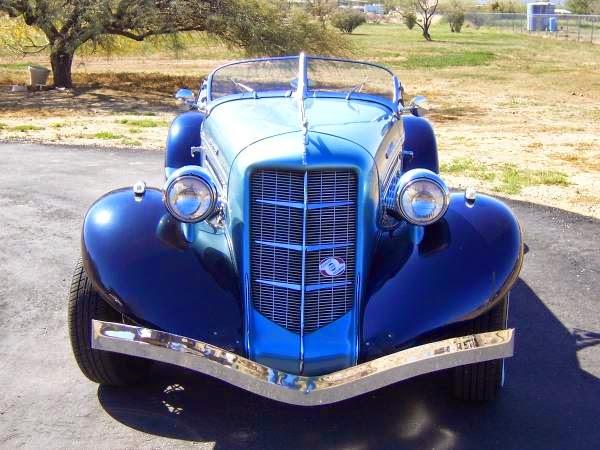 2008 Corvette For Sale >> 1934 Auburn 851 Boat-Tail Speedster | Auto Restorationice