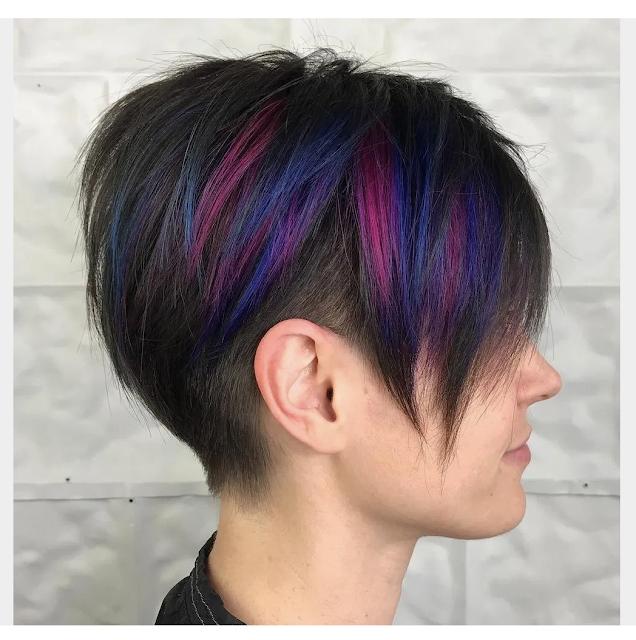 edgy pixie haircuts
