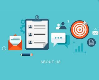 Contoh Halaman Tentang Kami yang Sederhana dan Menarik
