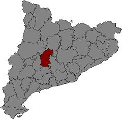 Comarca Segarra