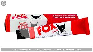distributor lem fox semarang | +62 852-2765-5050
