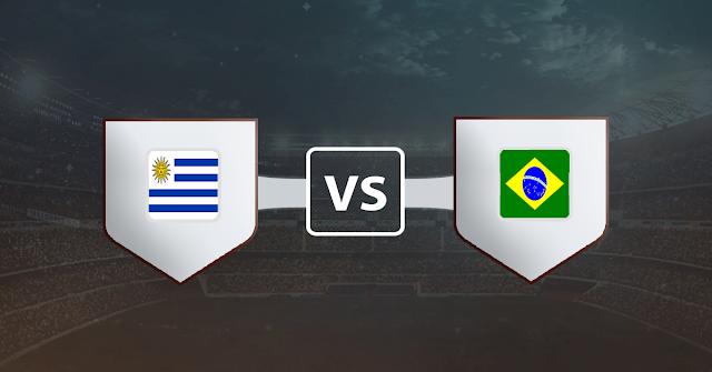 نتيجة مباراة البرازيل وأوروجواي اليوم الاربعاء 18 نوفمبر 2020 في تصفيات كأس العالم: أمريكا الجنوبية
