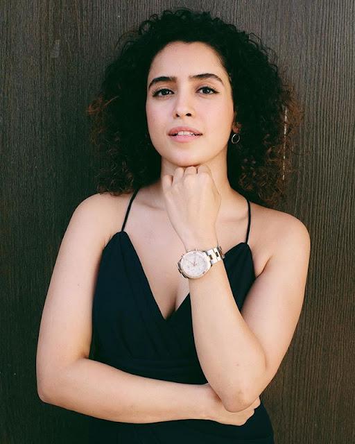 Sanya Malhotra Photos