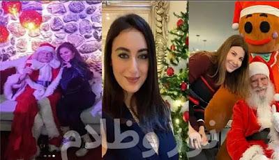 إحتفالات بالصور لنجوم الغناء العربي كريسماس 2020