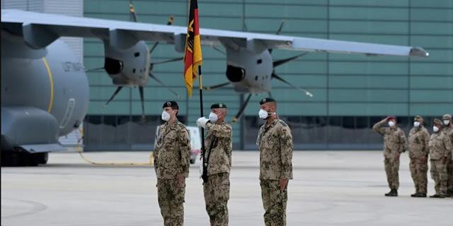 Makin Gawat'Bundeswehr Kirim Pesawat Angkut A400M dan 30 Pasukan Terjun Payung untuk Evakuasi Warga Jerman di Afghanistan