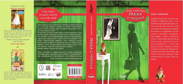 """Zapowiedź """"Panna z Monidła"""" Iwona Czarkowska"""