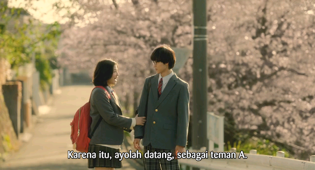Shigatsu wa Kimi no Uso Live Action [BD/Bluray] Subtitle Indonesia