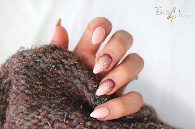 Jesienne inspiracje - nails