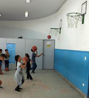 Alunos se preparam para Jogos Escolares de Jacupiranga