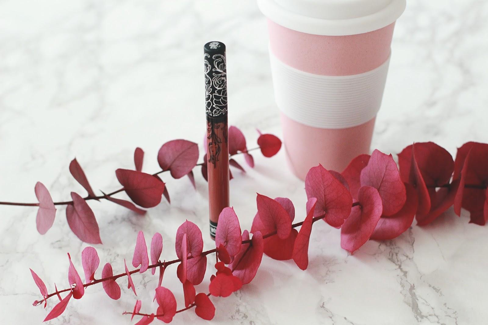Everlasting Liquid Lisptick Kat Von D teinte Lolita