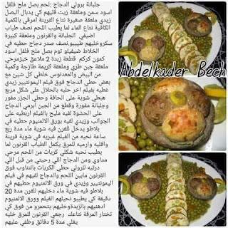 oum walid wasafat ramadan 2021 وصفات ام وليد الرمضانية 119