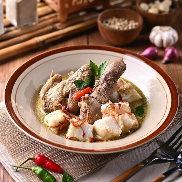 Resep Opor Ayam Pedas Sajian Sedap