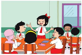 """memerankan tokoh-tokoh yang ada pada dongeng """"Bunga Melati yang Baik Hati"""" www.simplenews.me"""
