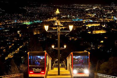 Tbilisi Funicular Railway
