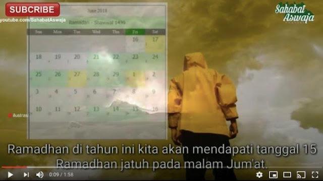 Fenomena Dukhan Benarkah Terjadi Jumat 8 Mei 2020? Ustaz Abdul Somad: Siap-siaplah