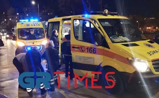 Θεσσαλονίκη: Μαχαίρωσαν ζευγάρι στο κέντρο της πόλης