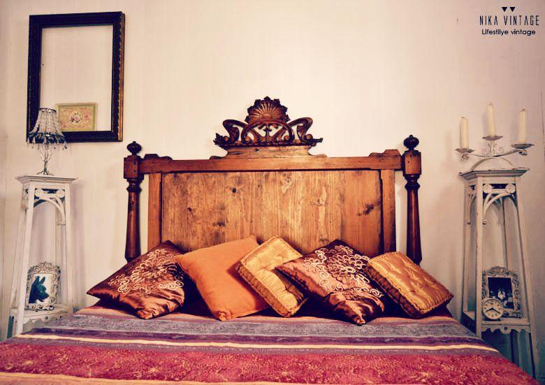 dormitorio, mesilla de noche, decoracion, habitacion